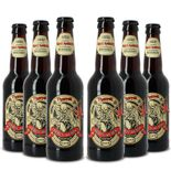 Pack-6-Trooper-Iron-Maiden-Red--N--Black-330ml