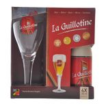 Kit-presenteavel-La-Guillotine-330ml---4-garrafas---Taca