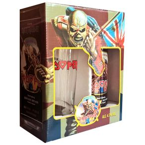 Kit presenteável Trooper Iron Maiden