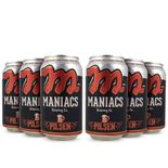 Pack-6-Maniacs-Pilsen-Lata-355ml