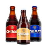 Kit-Degustacao-Chimay-330ml---3-unidades