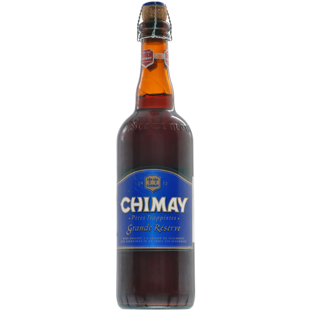 Chimay Blue 750ml