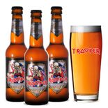 Pack-3-Trooper-Iron-Maiden-Colecionavel-330ml---Copo-Trooper