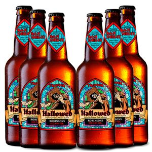 Pack-6-Trooper-Iron-Maiden-Hallowed-Colecionavel-300ml