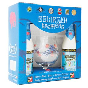 Kit-presenteavel-Delirium-330ml---2-Garrafas--Taca