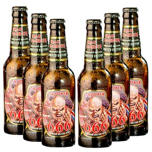 Pack-Trooper-Iron-Maiden-666-330ml---6-unid