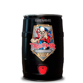 Barrilete-Cerveja-Trooper-Iron-Maiden-5L
