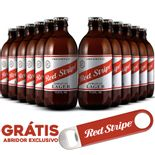 Pack-12-Cerveja-Red-Stripe-330ml--Abridor-GRATIS