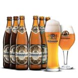 Kit-Degustacao-6-Weihenstephaner--Taca-Vitus-500ml