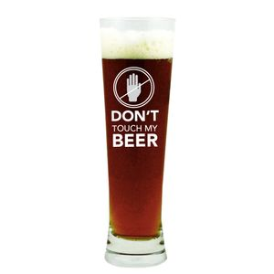 Copo-Lager-Don-t-Touch-My-Beer-320ml---Colecao-War