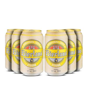 Pack-12-Cervejas-Bierland-Strong-Golden-Ale-Lata-350ml