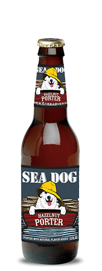 SEA DOG HAZELNUT PORTER 355ML